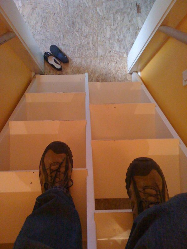 Ships Ladder Carpentry Contractor Talk
