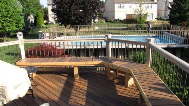 Fiberon Mission Railing Decks Amp Fencing Contractor Talk