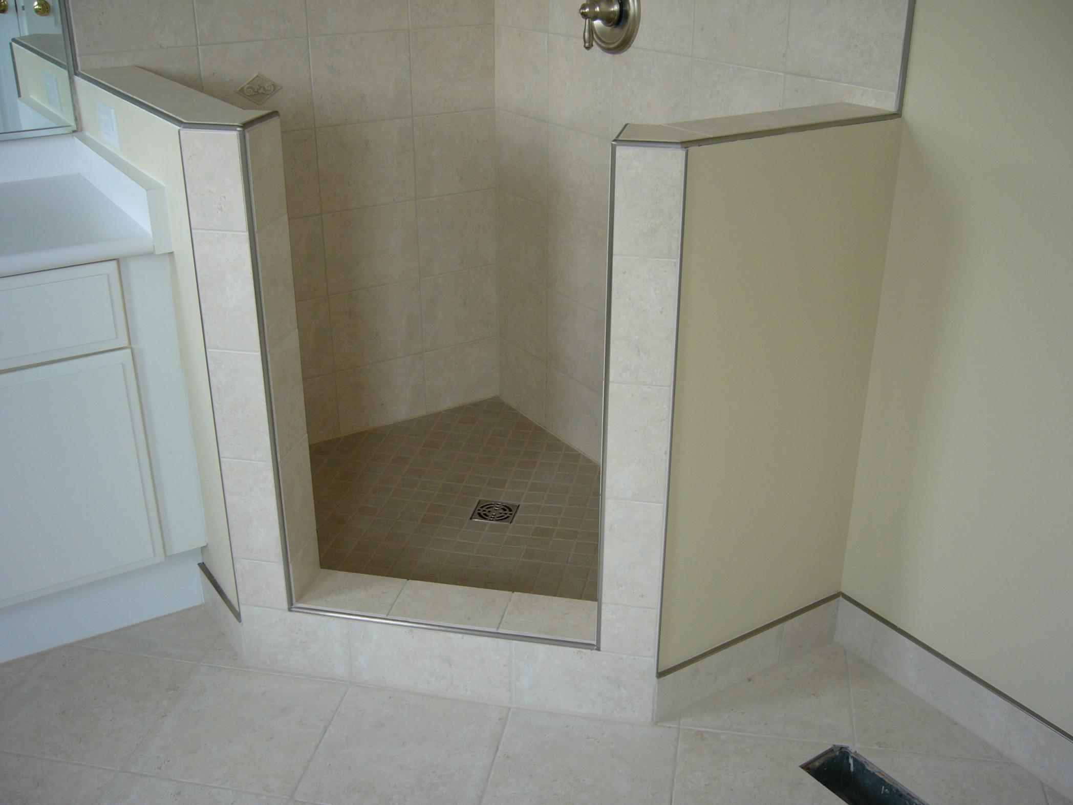 Tile Knee Wall Tiling Contractor Talk