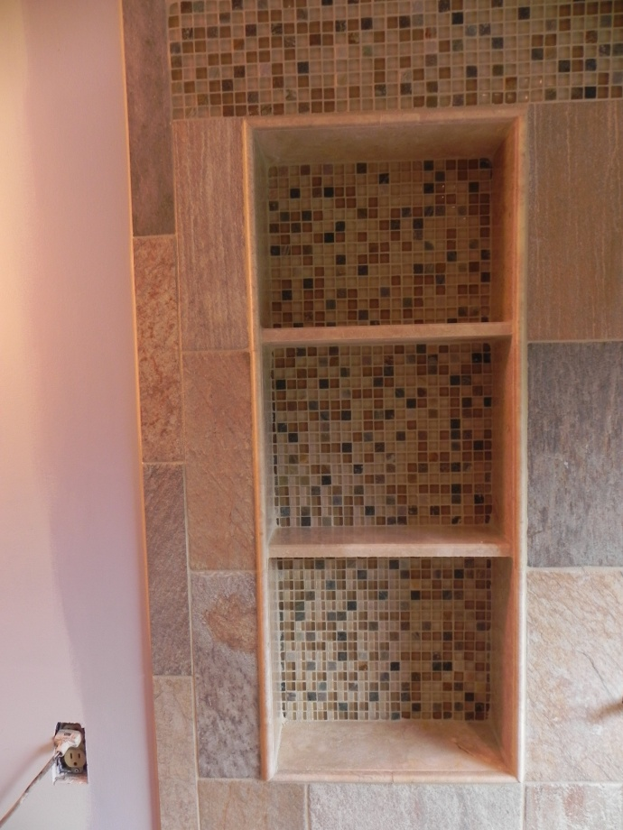AKW Curbless Tile Shower - Tiling - Contractor Talk