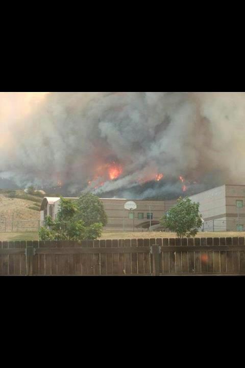 Surreal... Waldo Canyon Fire-4.jpg