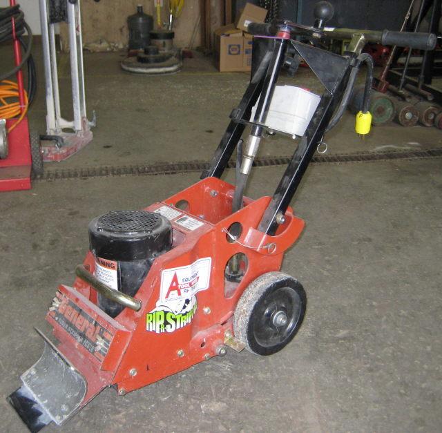 Ceramic Floor Tile Removal Machine Al