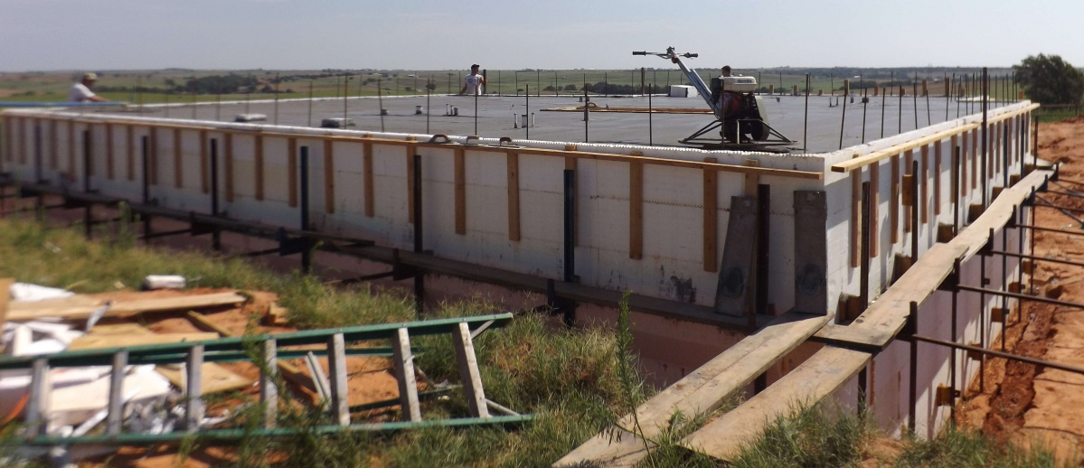 icf basement and cap weatherford oklahoma