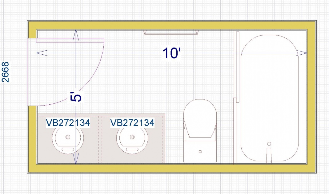 Decoration Ideas Bathroom Designs 10 X