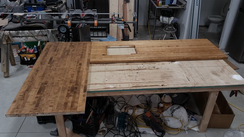 How to join end to edge grain Maple counter top-56811332_2308700675828046_5433179469625950208_n.jpg