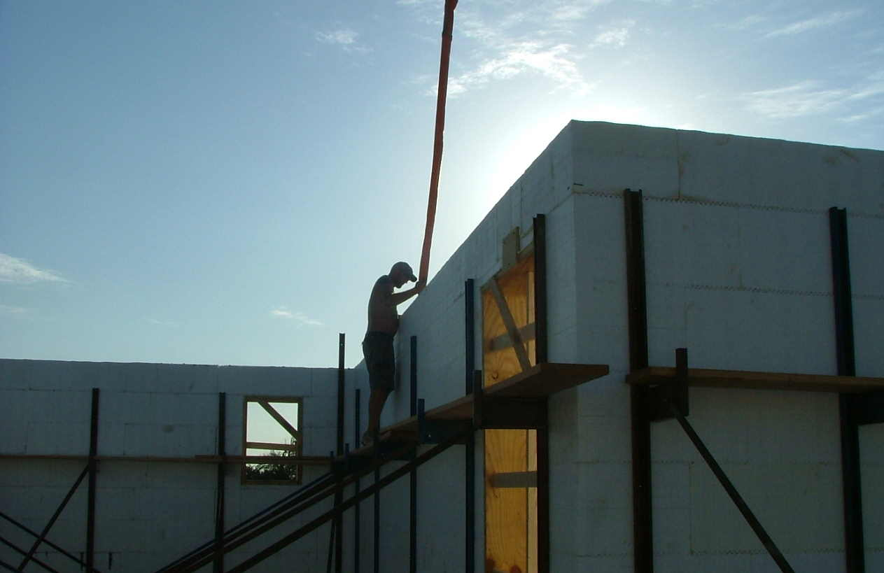 ICF Guys  Need Some Tips! - General Discussion - Contractor Talk