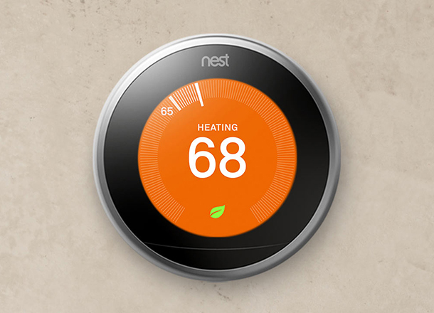 Nest Thermostats are Simple Energy Efficient Upgrades For Every Home