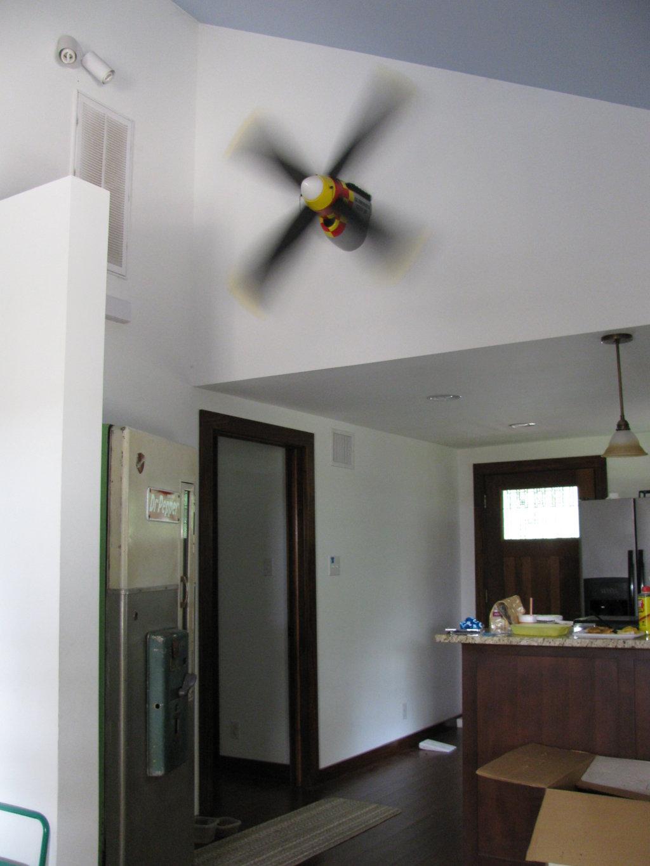 Installing A Hunter Ceiling Fan On Concrete Page 2 Fans 612b