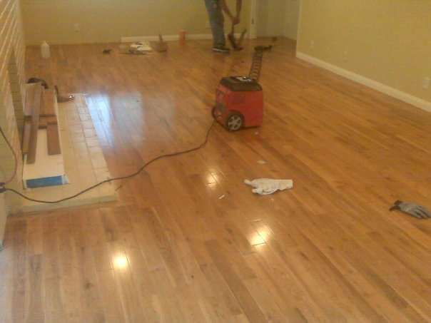 Nailing Plywood To Concrete Floor Page 2 Flooring Contractor Talk