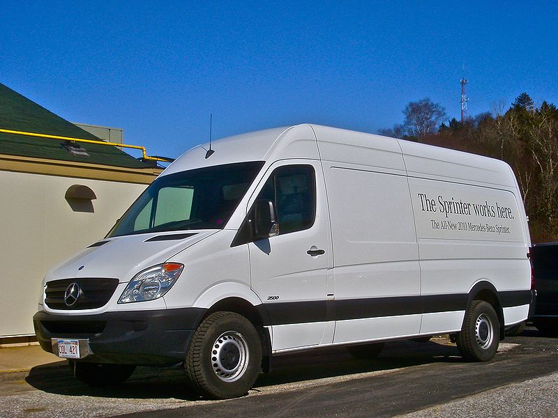 If You Had To Buy A New Work Van Which Make Would You