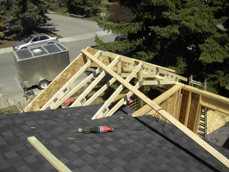 Roof Over Framing - Framing - Contractor Talk