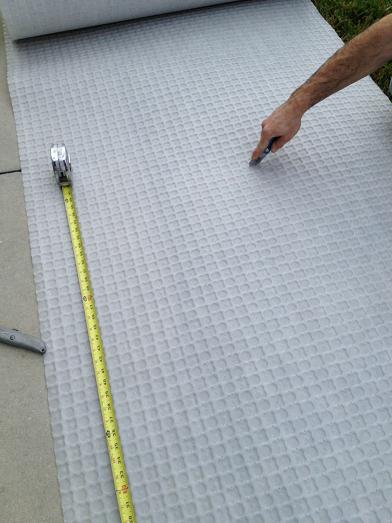 Bathroom remodeling contractor sarasota florida - Laticrete Strata Mat Tiling Contractor Talk