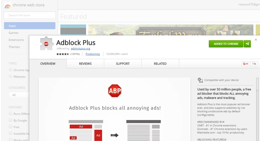 Ad overlap-abp-chrome-store.jpg