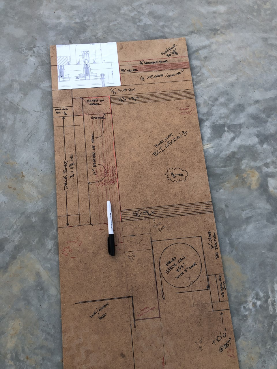 Custom Framing at Point Loma Beach House-acevedo-layout-point-loma-1.jpg