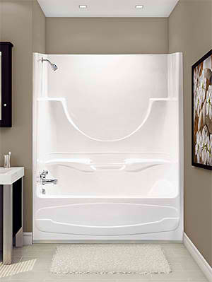 Framing For One Piece Tub Shower Unit Carpentry Contractor Talk