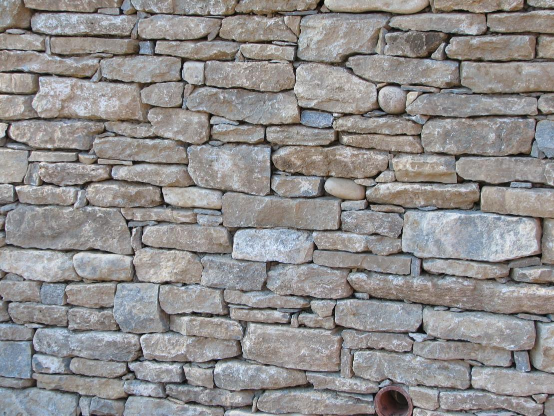 Drystack Stone Wall Masonry Picture Post Contractor Talk