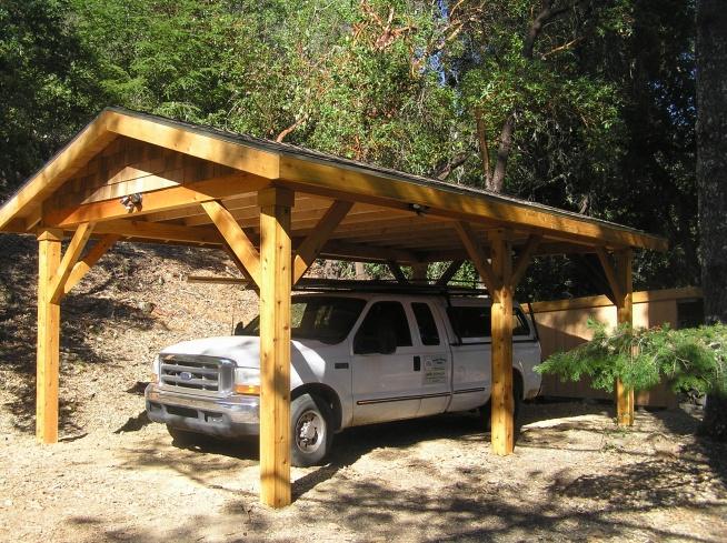 New carport pavillion decks & fencing contractor talk