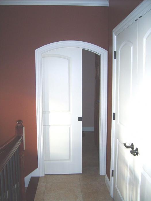 Pocket Doors, Love Em Or Hate Em Arched Pocket Sm ...