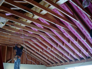 Increase ceiling height