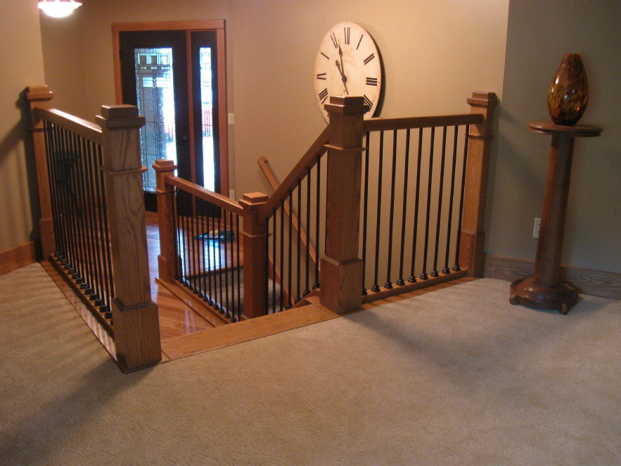 Arts And Crafts Staircase Spindles