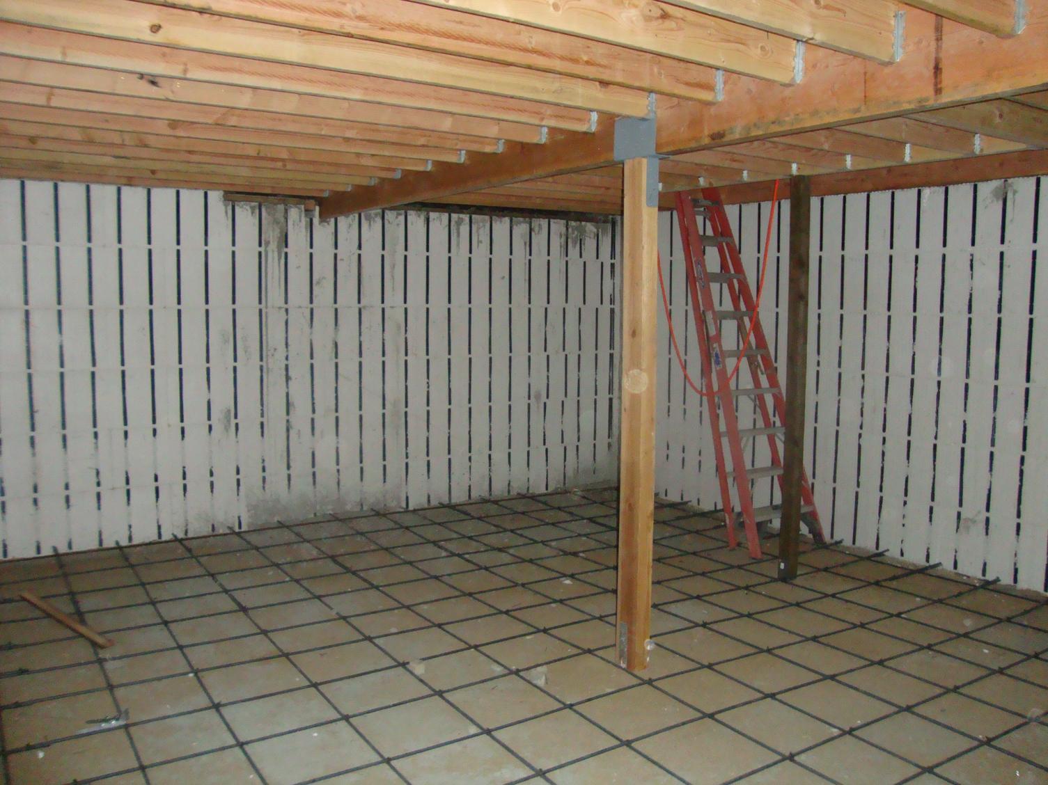 arxx basement in ca excavation site work contractor talk