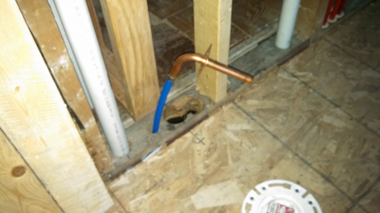Zurn pex plumbing and the customers who use them for Pex plumbing pro e contro