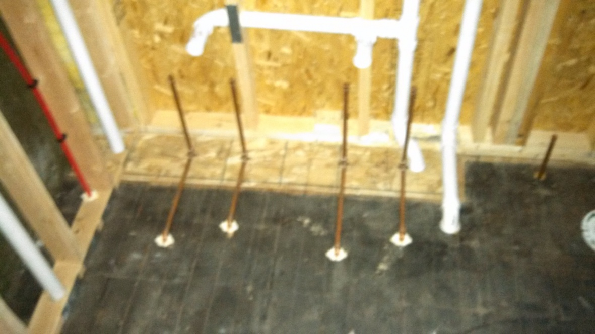 Zurn pex plumbing and the customers who use them for Pex plumbing vs copper