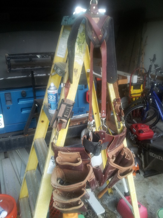 Occidental Leather Belt Free Rigs? - Page 2 - Framing - Contractor Talk