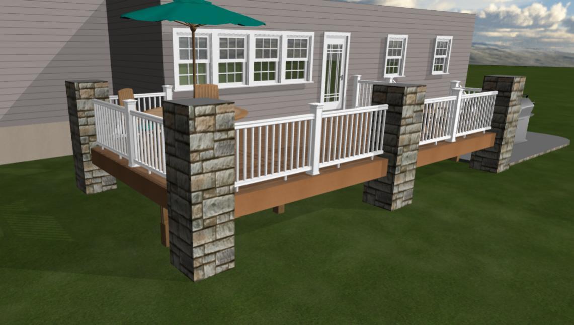 Good Deck Design Programs Decks Amp Fencing Contractor Talk