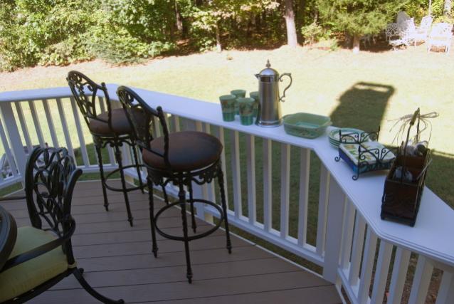 Easy Rail Bar Tops - Decks & Fencing - Contractor Talk