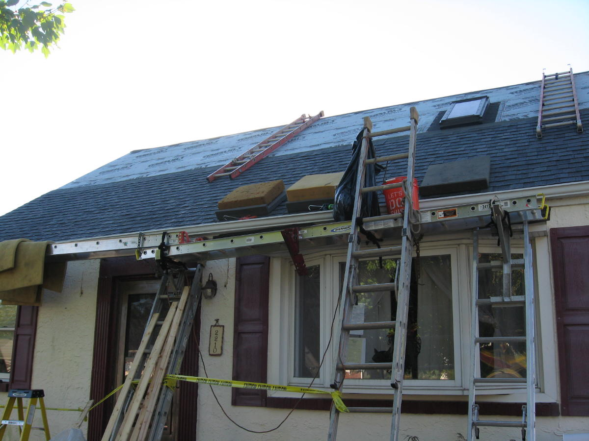 Simple Cape Roof Page 4 Roofing Contractor Talk