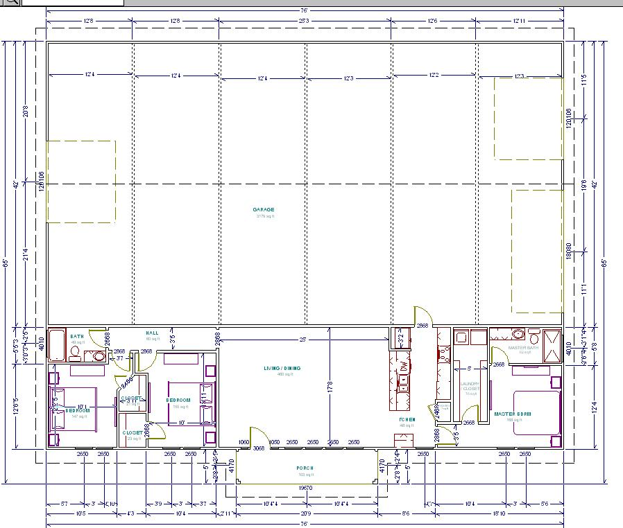 Barndominium plans architecture design contractor talk for My contractor plan