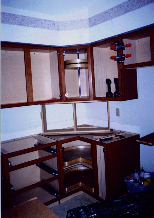 First custom cabinet install suggestions.-basefirstsolojig.jpg
