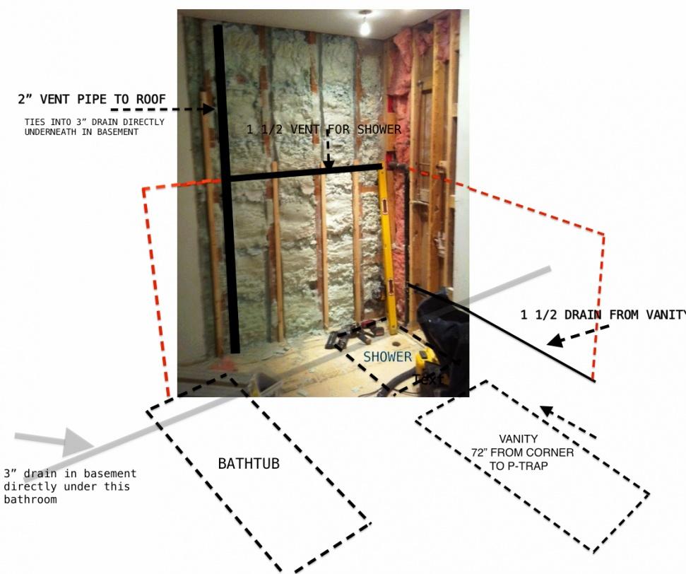 Bathroom Venting Options Plumbing Contractor Talk