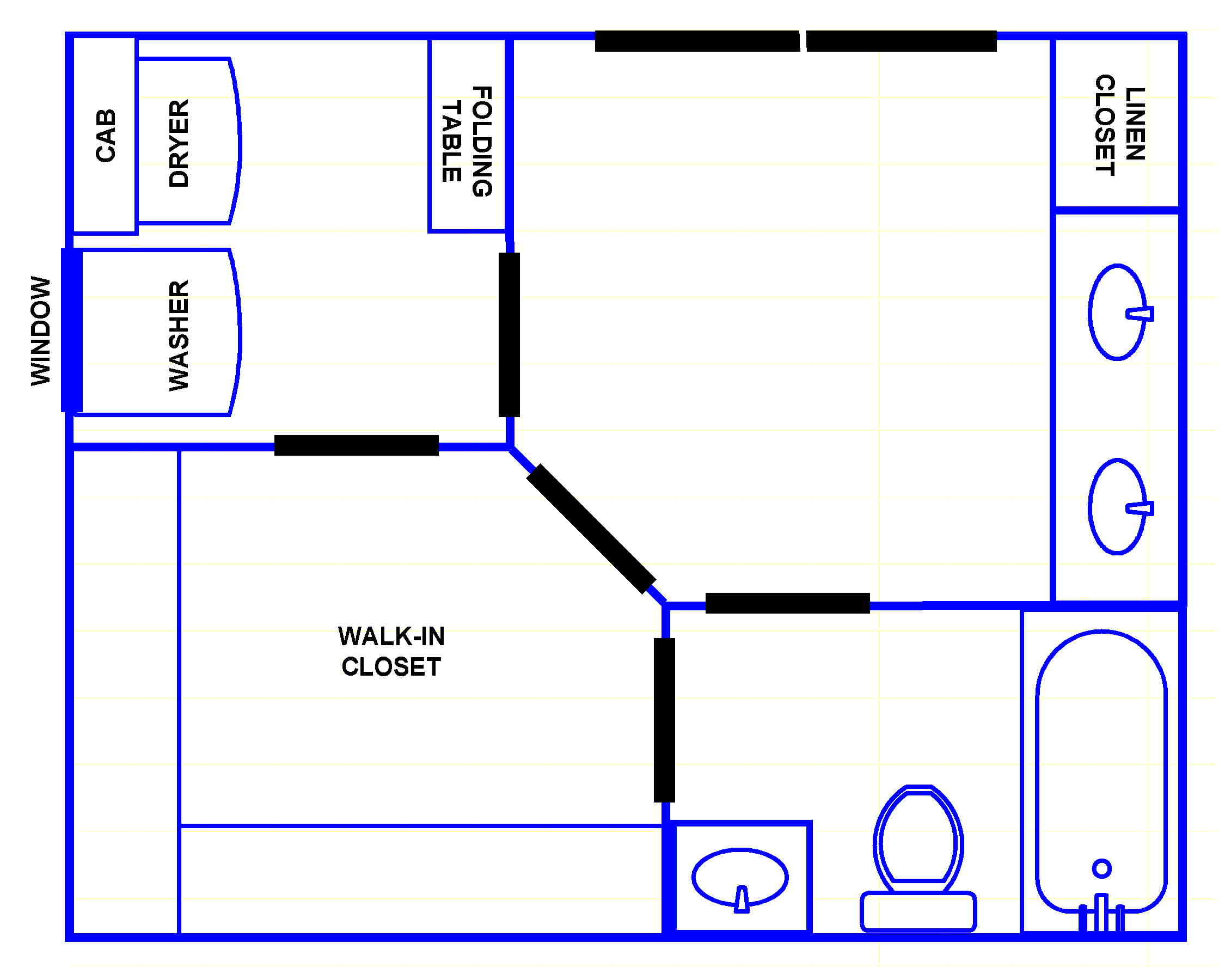 Does anyone have any ideas for this Master bath layout?  I'm stumped...-bath-layout-1-jpeg.jpg