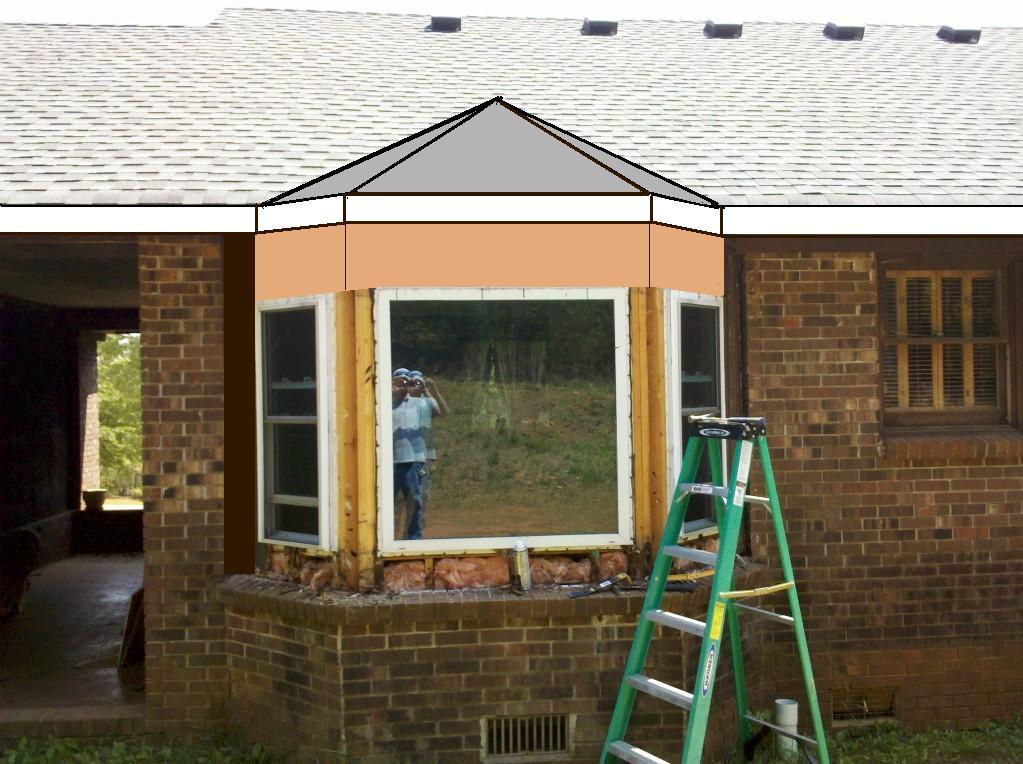bay window bay window roof framing