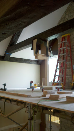 Crown moulding installation-beam-lift.jpg