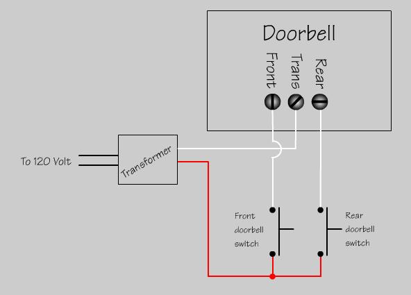 Door Bell Diagram | Contractor Talk - Professional Construction and  Remodeling ForumContractor Talk