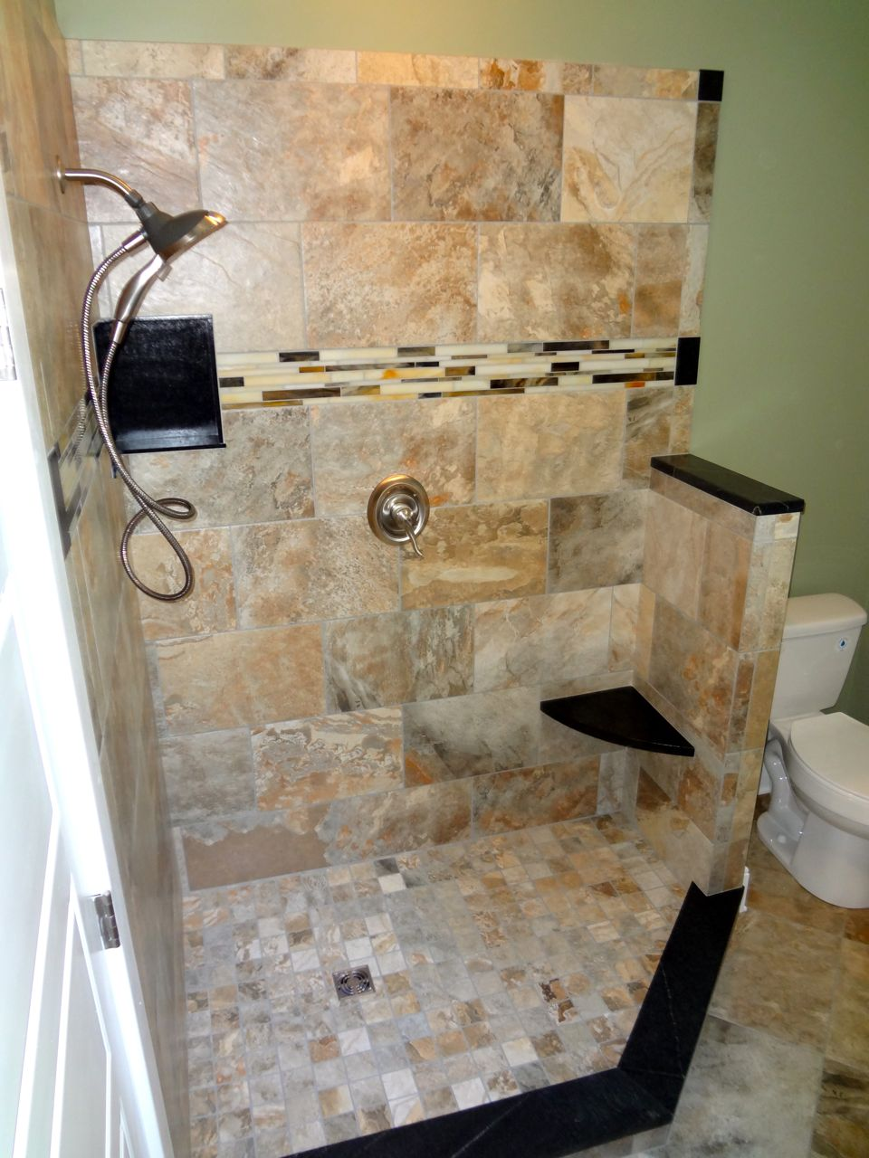 Floating Marble Shower Seat Kitchens Baths Contractor Talk
