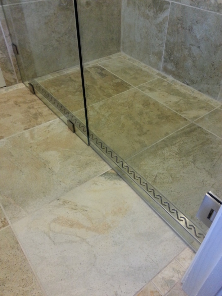 how to build your own shower pan on concrete floor