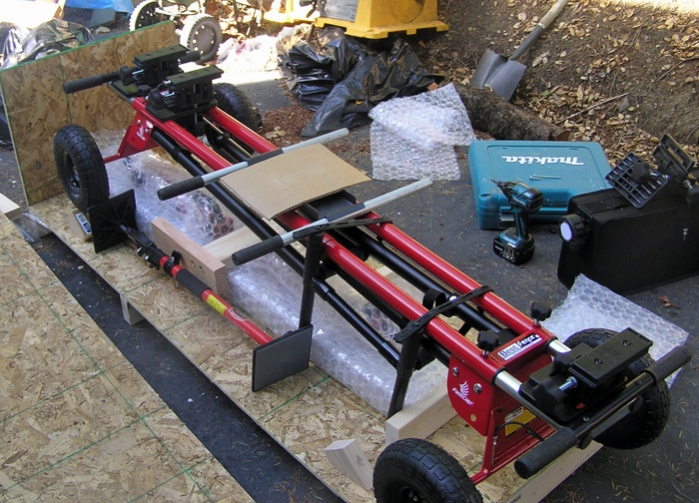 miter saw stand and
