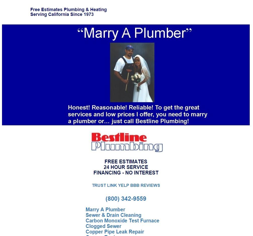 Image Result For Bestline Plumbing