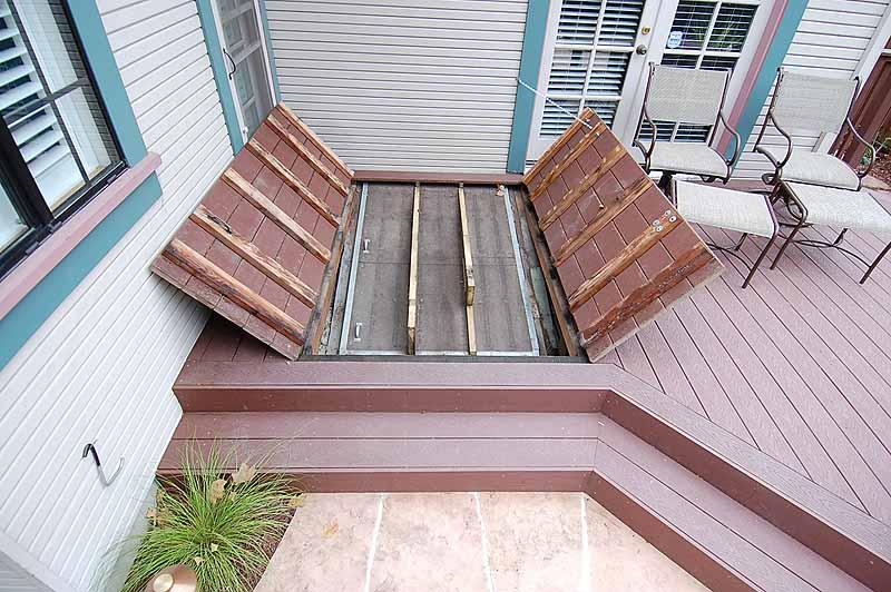 Deck Over Bilco Doors 1 Jpg