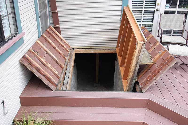 Deck Over Bilco Doors Decks Amp Fencing Contractor Talk