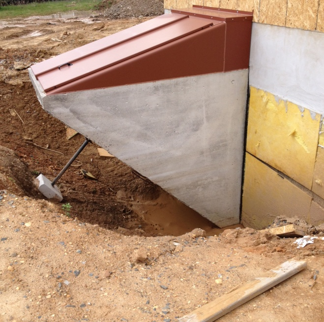 Basement Stairs Outside Masonry Contractor Talk