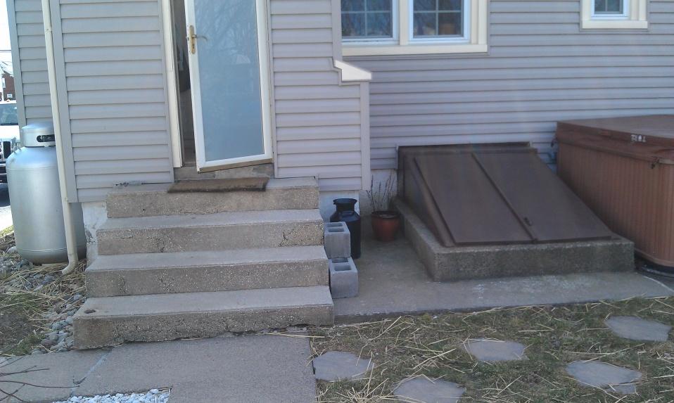 Deck over Bilco Doors-bilco.jpg & Deck Over Bilco Doors - Decks u0026 Fencing - Contractor Talk