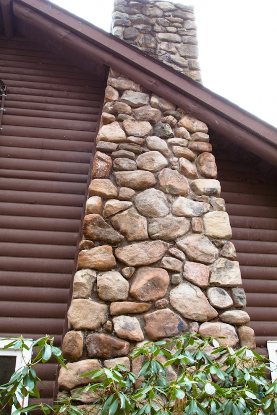 Nice Old Stone Chimney Need Some Tlc Masonry