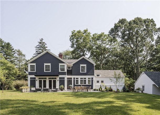 Modernizing a Colonial Home is a Delicate Process