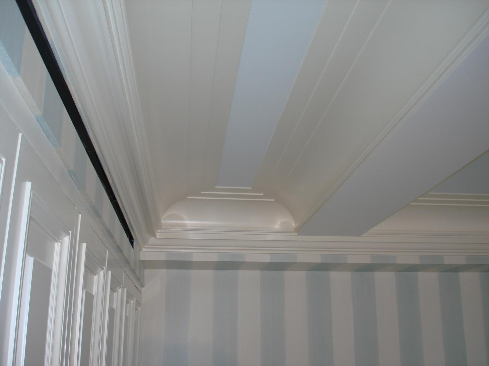 high gloss ceilings - painting & finish work - contractor talk