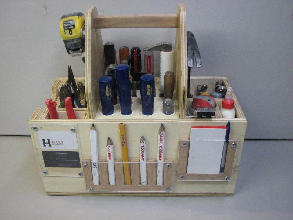 Переносные ящики для инструментов своими руками 212
